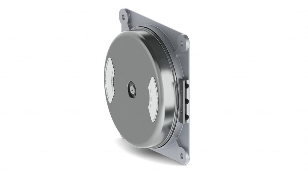 Elevator Door Drive Motor based on XR15-03 Custom Brushless Pancake Motor
