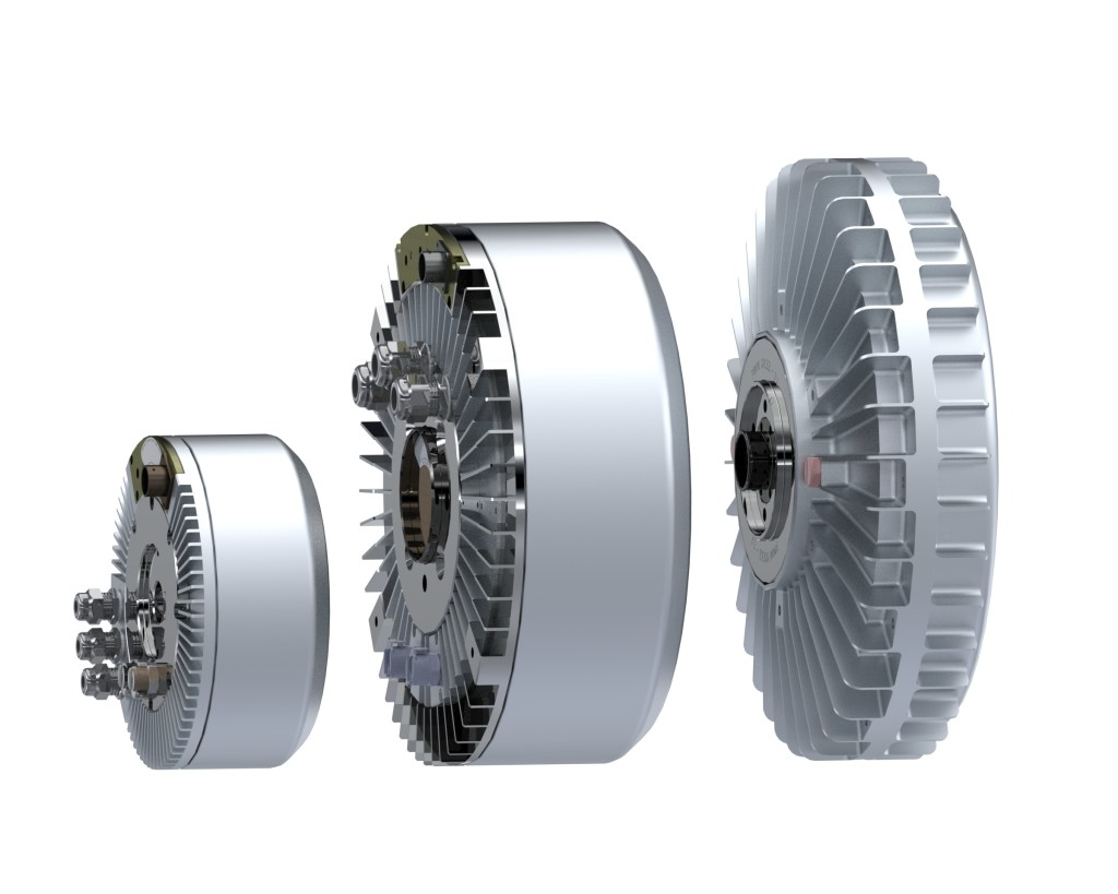 In wheel motors for Electric motors and drives