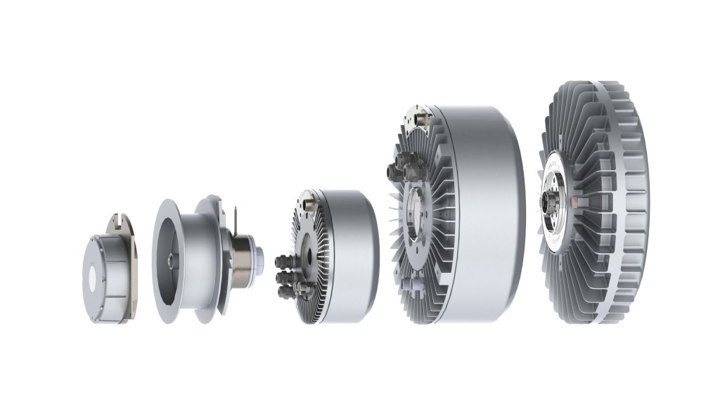 Direct Drive In-Wheel Electric Motors