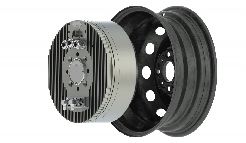 XR32-13 in-wheel motor